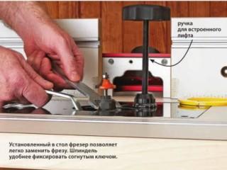 Пора усовершенствовать  фрезерный стол