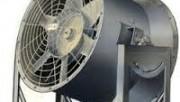 Виды промышленных вентиляторов