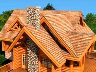 Скромная крыша для скромного дома