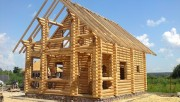 Строительство деревянных домов. Преимущества деревянных домов