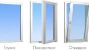 Что собой представляет глухое окно