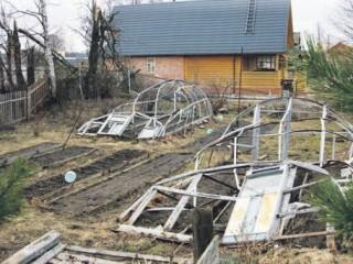 Как в России защитить дом от урагана