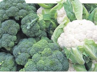 Гибрид цветной капусты и брокколи - броккаули