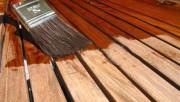Исправляем ошибки, допущенные при окраске деревянных поверхностей