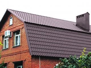 Самый оптимальный вариант для надежной крыши