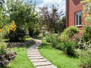 Сад в пейзажном стиле