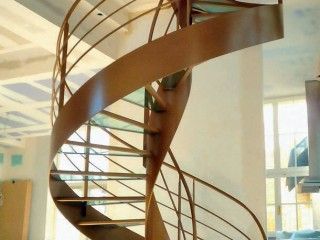 Взлететь по лестнице