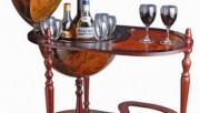 Глобус-бар для обустройства интерьера помещения
