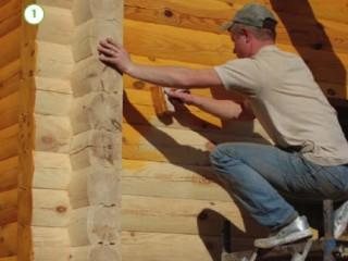 Чем обработать деревянный дом снаружи