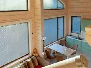Пошаговое строительство деревянного дома