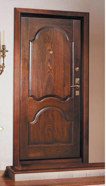 Входная дверь от компании «Дверь по прозвищу Зверь»